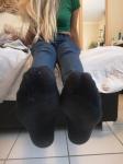 Geile heiße Füße
