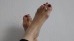 Schöne Füße zum Verwöhnen...