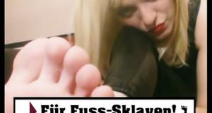 Video für Fuss-Sklaven