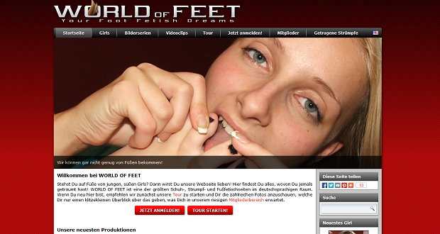 World of Feet