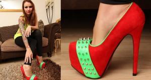 Jenny's gefährliche High Heels