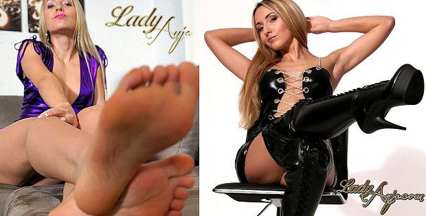Sexy Lady Anja