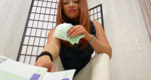 Shoppinggeld für Lady Lilu